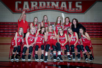 2017-2018 Lady Cardinal Basketball